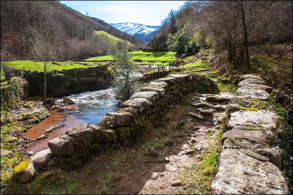 Viaña Vega de Pas Cantabria